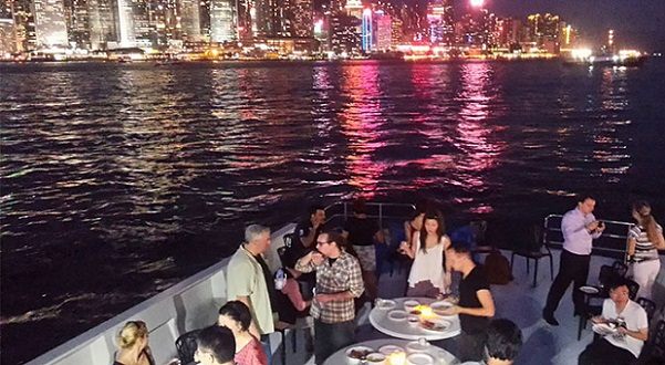 New Years Eve Parties in Hong Kong